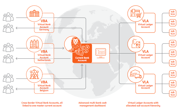 Ing Virtual Cash Management Solution