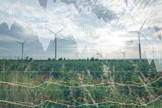 ESG reporting concept