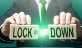 Lockdown ending graphic