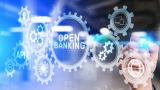 Open Banking digital cogs